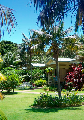 Blue Lagoon Lodge, Lord Howe Island