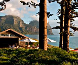 Pinetrees Lodge, Lord Howe Island