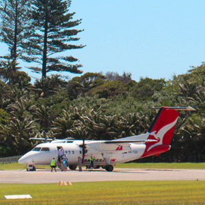 Getting to Lord Howe Island
